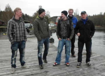 1* 2012 Dykledare och medhjälpare Granvik 2