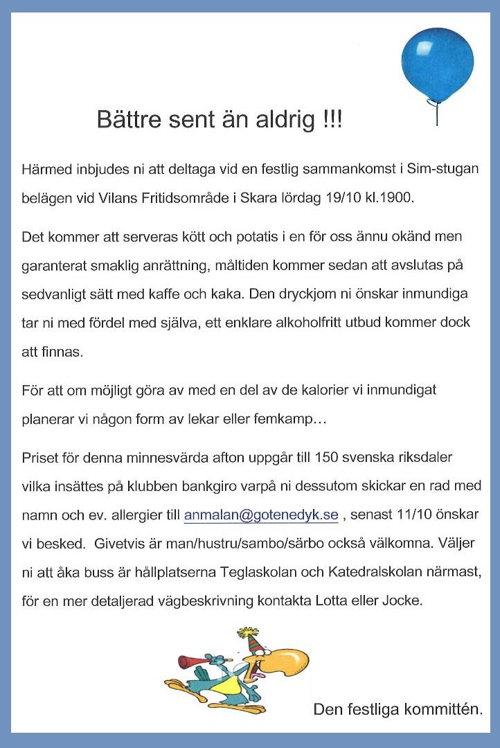 fest bordell umgänge i Göteborg